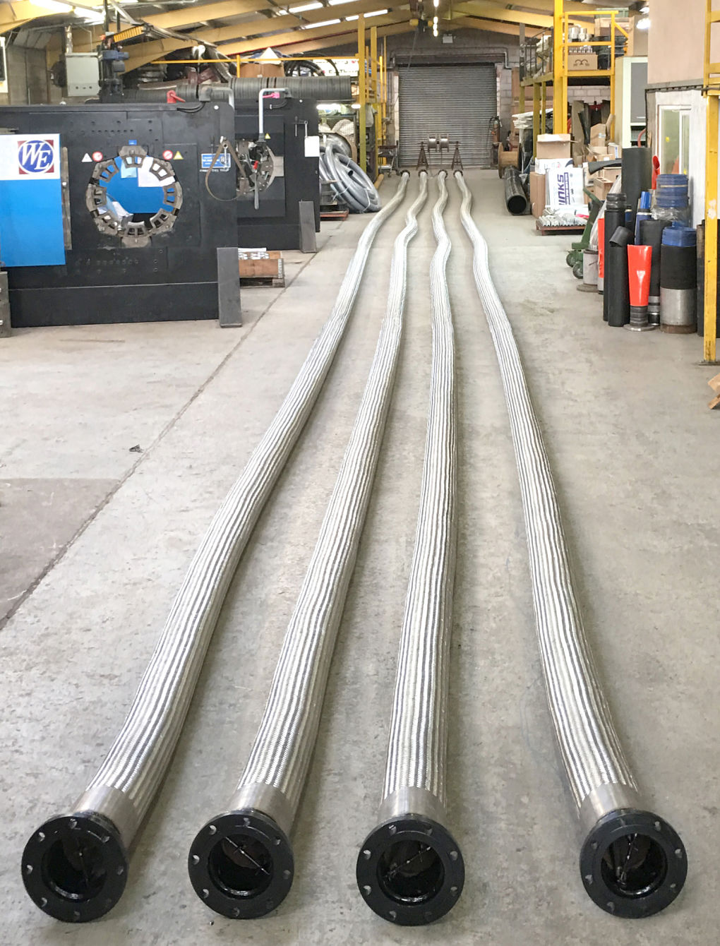 stainless steel braided, braided hose, flexible metalic, rubber hose armour